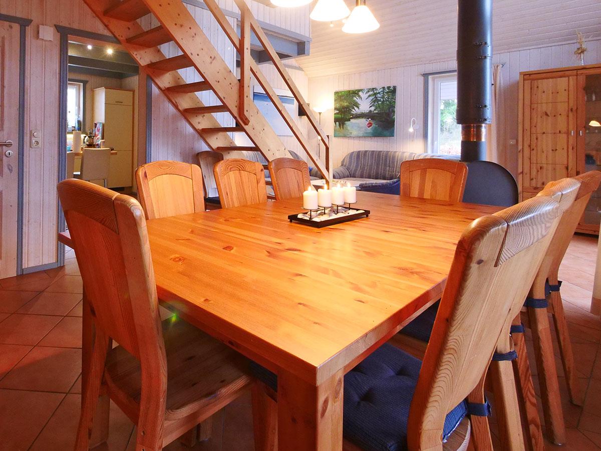 Haus Skandinavischer Stil 120 m räume für 8 personen im ferienhaus wildgans 248 in